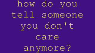 Cowboy Mouth - How Do You Tell Someone