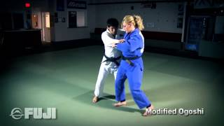FUJI Sports Pro Tip of the Week: Modified Ogoshi with Kayla Harrison