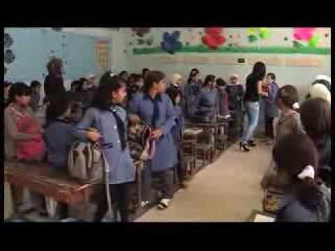 سرقة في مدرسة بنات