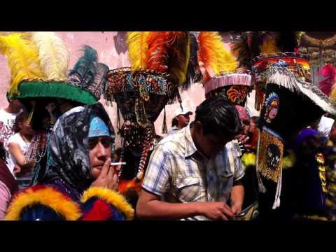 Carnaval de juchitepec 2011 Cerro florido