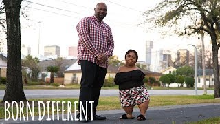 Woman With No Arms And Knees Finds Love   BORN DIFFERENT