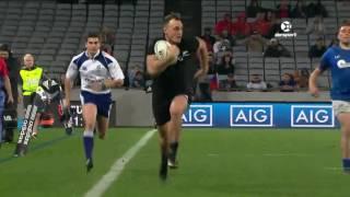 HIGHLIGHTS: All Blacks v Samoa