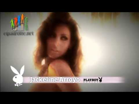 Backstage Jacqueline Arroyo Video Playboy Marzo 2012