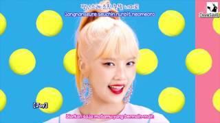 Red Velvet  - Russian Roulette IndoSub (ChonkSub16)