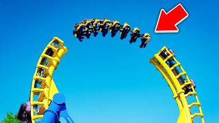 Top 10 DEADLIEST Roller Coasters YOU WONT BELIEVE EXIST!