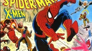 Spider-Man and the X-Men in Arcade
