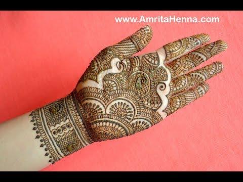 Xxx Mp4 TRADITIONAL RAJASTHANI BRIDAL HENNA MEHNDI DESIGN FULL HAND MARWARI MEHENDI FOR INDIAN WEDDING 3gp Sex