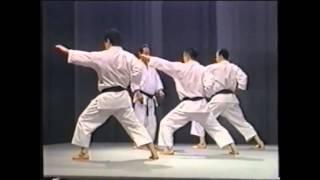 Karate Shotokan Ryu Asai Ha Sensei Tetsuhiko Asai - Kihon and Kata