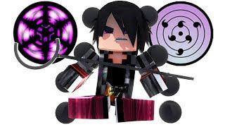 Minecraft: BORUTO #45 - SASUKE FICOU 1000,00,000,000 X MAIS FORTE!!