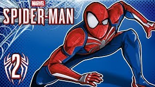 SPIDER-MAN PS4 - CRIME DOESN