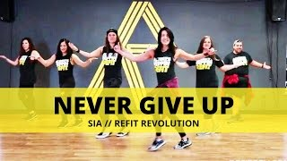 """""""Never Give Up"""" 