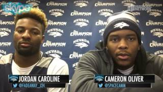 Campus Connection - Jordan Caroline & Cameron Oliver