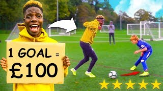 How I Made $1,000 In a Week Using ONLY a Football..