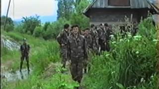 211 Oslobodilačka Brigada Igman juli 1995 prvi dio