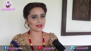 Mazzako Guff with Actress Sanchita Luitel || नायिका संचिता लुईटेल || Mazzako TV
