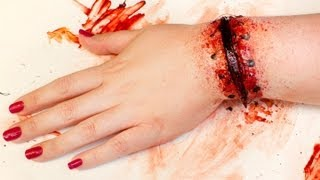 fx makeup series reattached hand