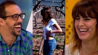 Silvina Luna habló sobre su video íntimo en el viñedo