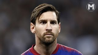 WTF Happened There? Lionel Messi Crazy Moments - HD