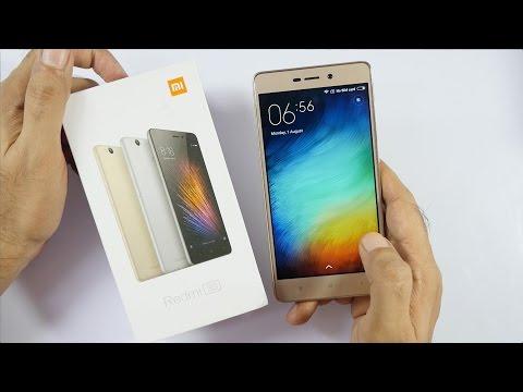 Xiaomi Redmi 3S Prime Budget Smartphone Unboxing & Overview