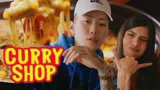 Jay Park Breaks Down Korean Bar Food   Curry Shop