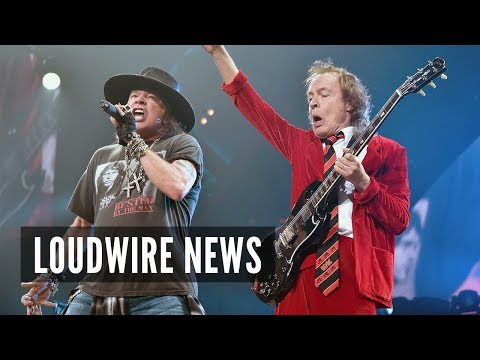 Xxx Mp4 AC DC Making New Album With Axl Rose Says GN R Opener 3gp Sex