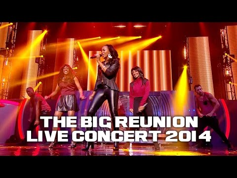 ETERNAL - DON'T YOU LOVE ME & POWER OF A WOMAN (THE BIG REUNION LIVE CONCERT 2014)