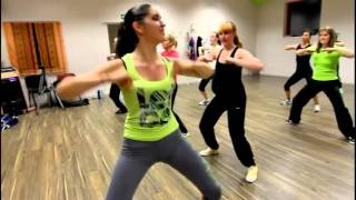 Zumba Dance Workout   Latin Dance Fitness Zumba Belly Dance   Fun To Be Fit!
