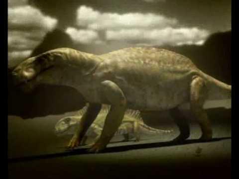 Caminando Entre Monstruos Vida Antes de los Dinosaurios 9