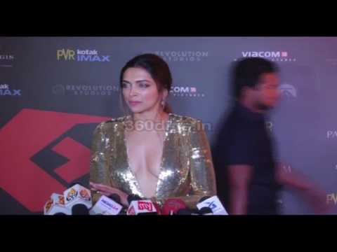 Xxx Mp4 XXx Actress Deepika Padukone Shares Grand Welcome Of Vin Diesel India At Mumbai Airport 3gp Sex