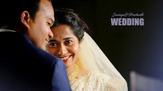 SOWMYA PRASHANTH WEDDING TRAILER.....!