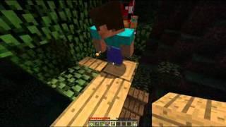 Minecraft Survival Episodul 4:Pierduti In Timp,partea 1(Unde Suntem?!!!!!!!!!!!!)