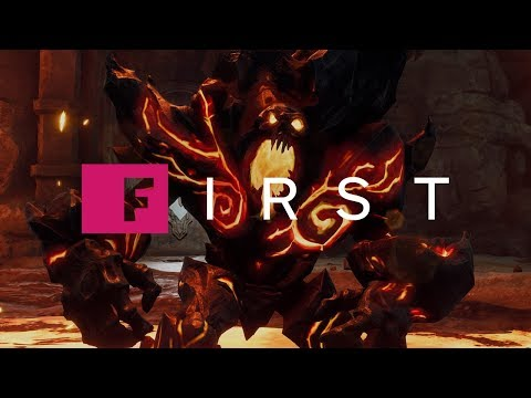Xxx Mp4 Darksiders 3 2 New Minutes Of Combat And Carnage IGN First 3gp Sex