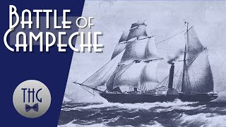 The Naval Battle of Campeche