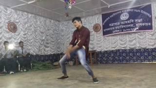 Mankachar Collage Excellent Dance by Amir Shohel