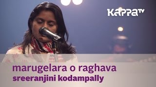 Marugelara O Raghava - Sreeranjini Kodampally - Music Mojo Season 2 - Kappa TV
