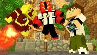 Minecraft - A VILA DO BEN 10 [70] Meu Amável Mundo!