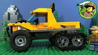 LEGO City Jungle Halftrack Mission 60159