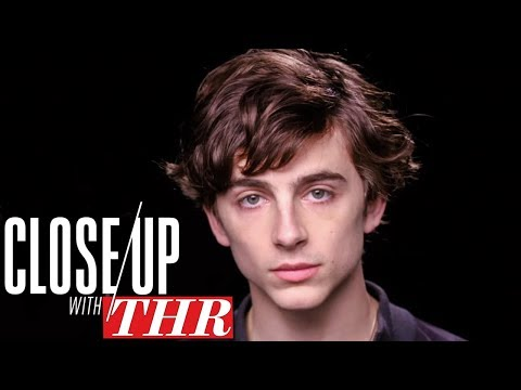 Timothée Chalamet on Opioid Epidemic & Climate of Disillusion Close Up