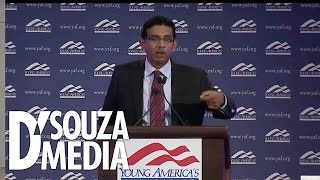 D'Souza Inspires Young Conservatives at YAF 2015