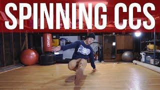 How To Do Footwork | Spinning CCs | Beginner Breaking Tutorial