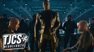 Hobbs And Shaw Trailer Review