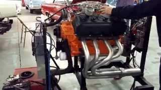 1969 NASCAR 426 hemi  engine no miles !!!!