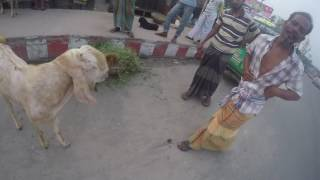 Dhaka first time
