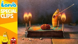 [Official] LARVA Weekly Best - Funny Animation Compilation - Week 4 NOV 2016