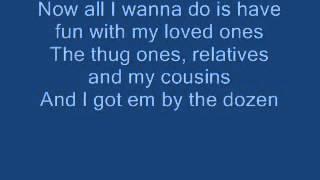 Ice Cube feat. Ms. Toi & Mack 10 - You Can Do It Lyrics