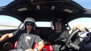 2017 Acura NSX 1st. drive with engineer Jason Bilotta