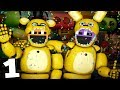Download Video Download PLAYING AS SPRING FREDDY! || Dayshift at Freddy's 2 (Five Nights at Freddys) 3GP MP4 FLV
