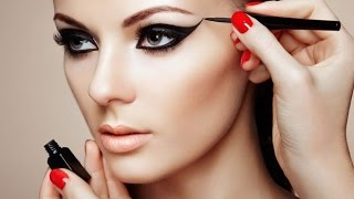 Best Makeup Tutorial ⁂ ChristmasHoliday GLAM Makeup Tutorial Feat Mannequin Liquid