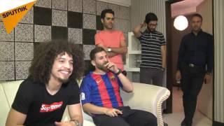 بدل لیونل مسی در خیابان های ایران قدم می زند