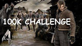 Resident Evil 4 MERCENARIES 100K CHALLENGE